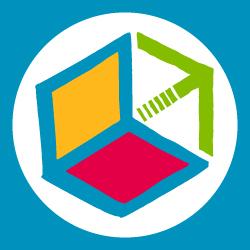 Würfel-Logo Aufholpaket BMFSFJ